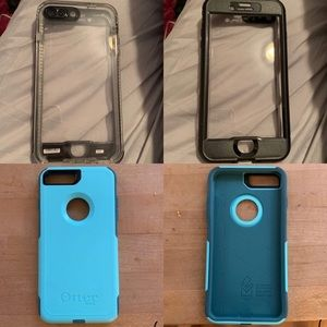 iPhone 7 Plus Cases Bundle